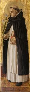 Saint Dominic, 1472 by Carlo Crivelli