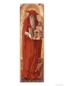 St.Jerome, circa 1476 by Carlo Crivelli