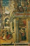 The Annunciation with St. Emidius, 1486-Carlo Crivelli-Giclee Print