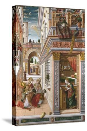 The Annunciation with Saint Emidius
