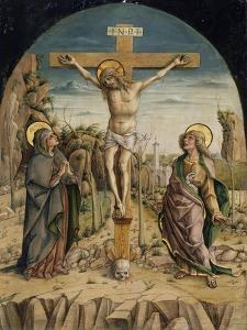 The Crucifixion, C.1487 by Carlo Crivelli