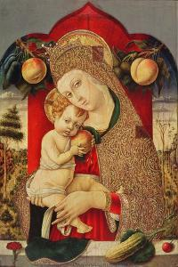 Virgin and Child by Carlo Crivelli