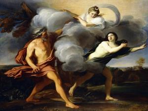 Alpheus and Arethusa by Carlo Dolci