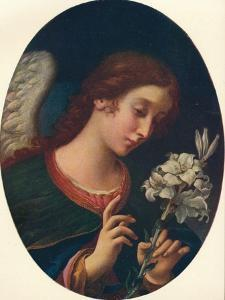 'Angel of the Annunciation', 17th century by Carlo Dolci