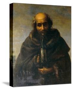 Diogenes, Palatine Gallery, Pitti Palace, Florence by Carlo Dolci