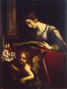 Saint Catherine, 1670 by Carlo Dolci