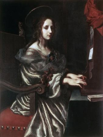 Saint Cecilia, 1640S