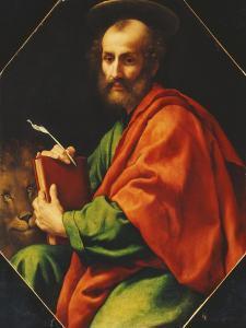 Saint Mark by Carlo Dolci