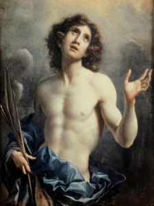 Saint Sebastian by Carlo Dolci