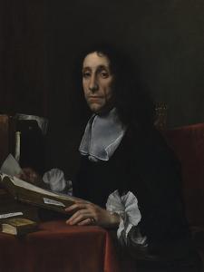 Sir Thomas Baines, 1665-70 by Carlo Dolci