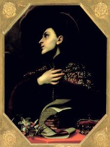 St. Casimir by Carlo Dolci