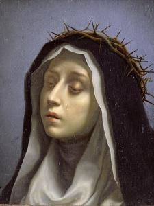 St. Catherine of Siena by Carlo Dolci