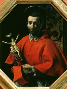 St. Charles Borromeo, Archbishop of Milan by Carlo Dolci