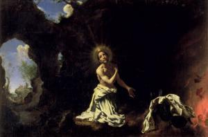 St. Dominic Penitent by Carlo Dolci