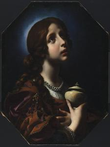 The Penitent Magdalene, C.1650-51 by Carlo Dolci