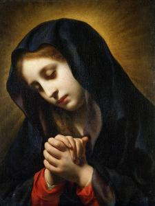 The Virgin of the Annunciation, c.1653-55 by Carlo Dolci