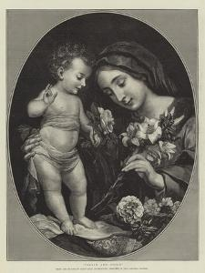 Virgin and Child by Carlo Dolci