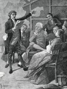 Act I, Scene XI from Comedy Comical Theatre by Carlo Goldoni