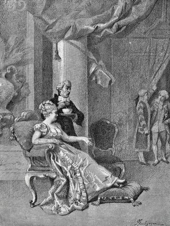 Act Ii, Scene VII from Comedy Clever Wife