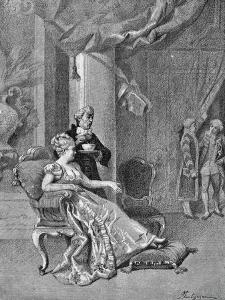 Act Ii, Scene VII from Comedy Clever Wife by Carlo Goldoni