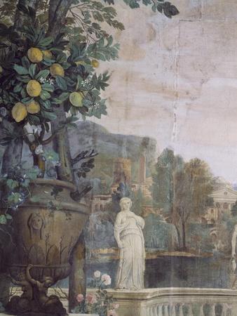 Detail from Fresco