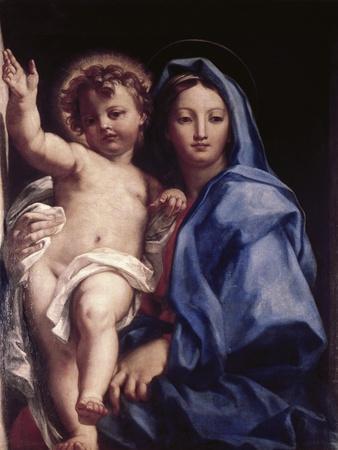 Madonna and Child, no.2