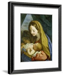 Madonna with Child, about 1660 by Carlo Maratti