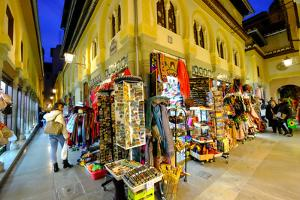 Al Caiceria Street Market, Granada, Andalucia, Spain by Carlo Morucchio