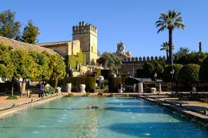 Alcazar De Los Reyes Cristianos, Cordoba, Andalucia, Spain by Carlo Morucchio