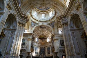 Bergamo Cathedral, dedicated to Saint Alexander, Bergamo, Lombardy, Italy by Carlo Morucchio