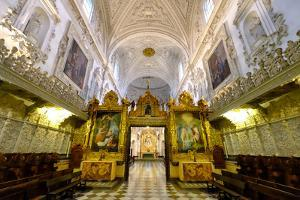 Cartuja Monastery, Granada, Andalucia, Spain by Carlo Morucchio
