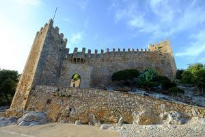 Castell de Capdepera, Majorca, Balearic Islands, Spain, Europe by Carlo Morucchio