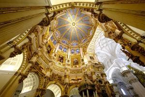 Catedral De Granada, Granada, Andalucia, Spain by Carlo Morucchio