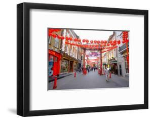 Chinatown, London, England, United Kingdom, Europe by Carlo Morucchio
