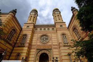 Dohany Street Synagogue, Budapest, Hungary, Europe by Carlo Morucchio