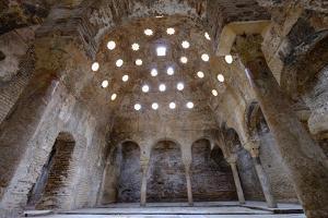 El Banuelo (Banos Arabes) (Arab Baths), Granada, Andalucia, Spain by Carlo Morucchio