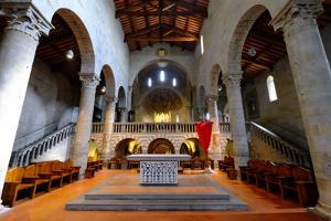 Fiesole Cathedral, Fiesole, Tuscany, Italy, Europe by Carlo Morucchio