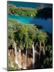 Plitvice Lakes National Park, UNESCO World Heritage Site, Croatia, Europe by Carlo Morucchio