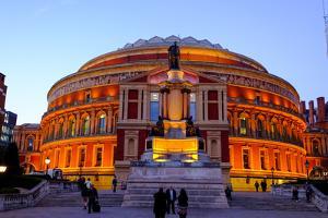 Royal Albert Hall, Kensington, London, England, United Kingdom, Europe by Carlo Morucchio