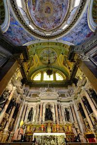 Royal Chapel of the Treasure of San Gennaro, Naples Cathedral, Naples by Carlo Morucchio