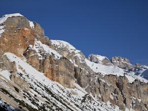 Ski Mountaineering in the Dolomites, Cortina D'Ampezzo, Belluno, Italy, Europe by Carlo Morucchio