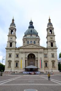 St. Stephen's Basilica, Budapest, Hungary, Europe by Carlo Morucchio