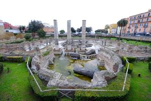 The Macellum of Pozzuoli, Pozzuoli, Naples by Carlo Morucchio