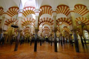 The Mezquita of Cordoba, Andalucia, Spain by Carlo Morucchio