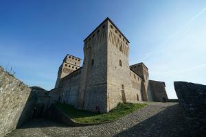Torrechiara Castle, Langhirano, Parma, Emilia-Romagna, Italy by Carlo Morucchio