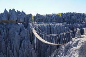 Tsingy de Bemaraha National Park, Melaky Region, Western Madagascar by Carlo Morucchio
