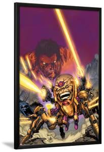 Hulk No.38 Cover: M.O.D.O.K. by Carlo Pagulayan