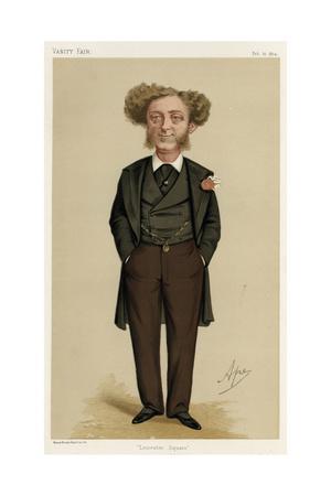 Albert Grant, Vanity Fair