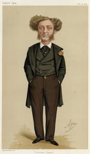 Albert Grant, Vanity Fair by Carlo Pellegrini