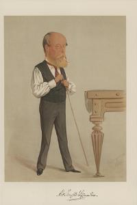 Alexander Temple Fitzmaurice by Carlo Pellegrini